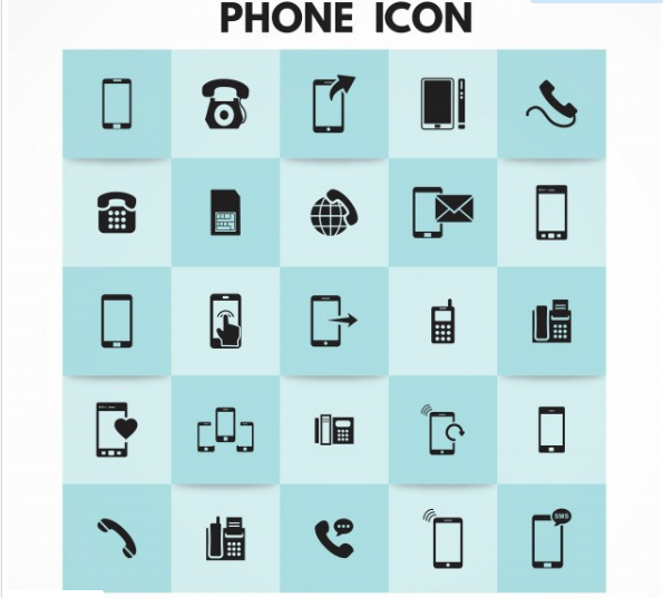 Media And Communication Icons Free Vector Communication Icon Vector Free Icon