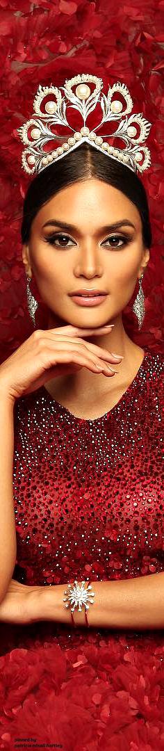 Pia Wurtzback final photoshoot as Miss Universe