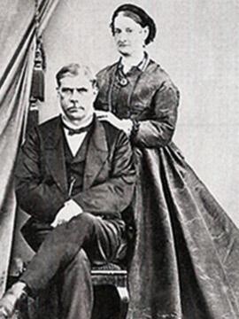 Ubá, Viscondes de - Joaquim Ribeiro De Avelar e Mariana Velho da Silva