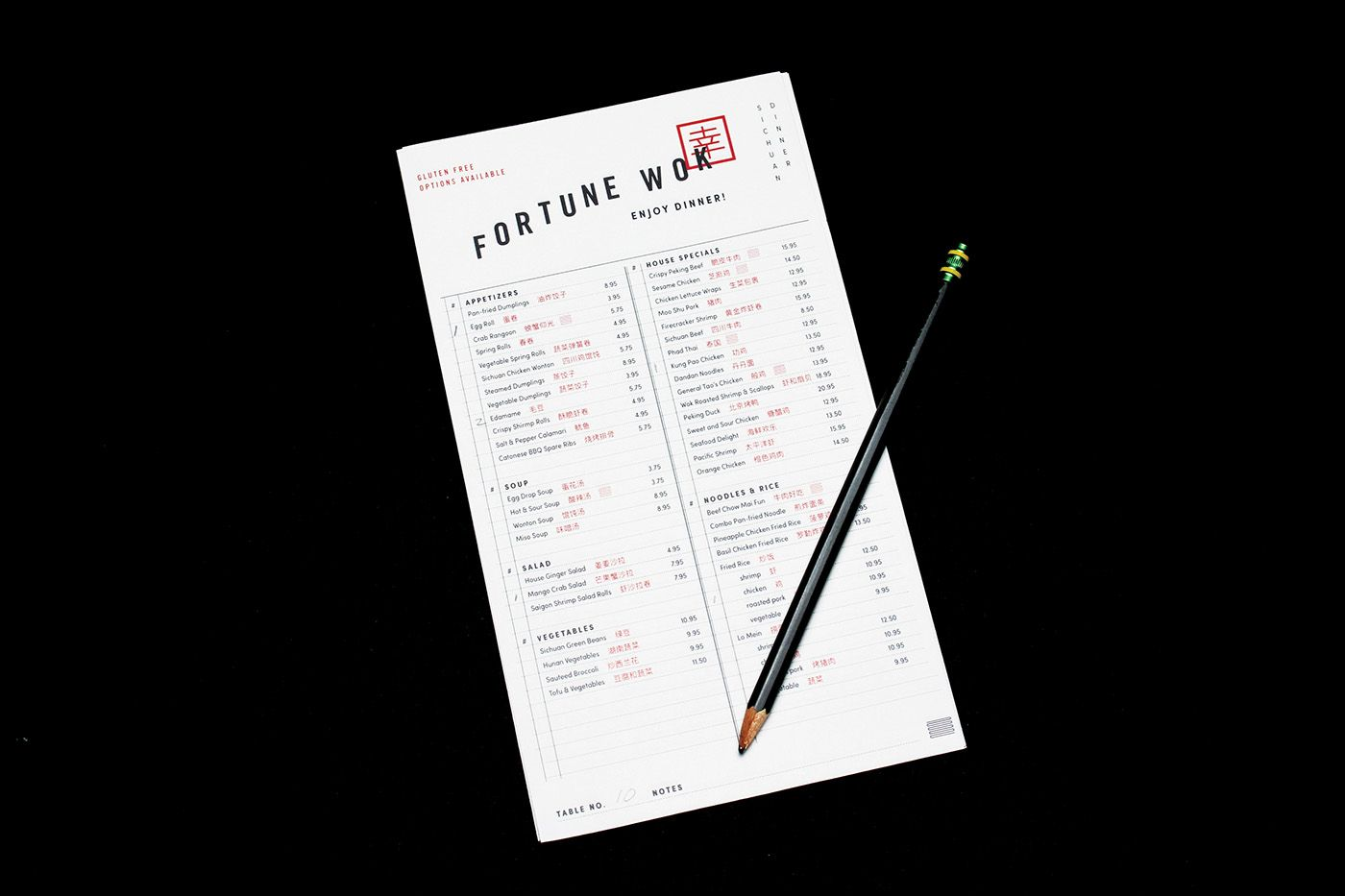 Since 2001 Fortune Wok Has Been Proudly Serving The Kansas City Area With Unbeatable Chinese Food Against The Larger Chains Like Pf Wok Fortune Brand Refresh