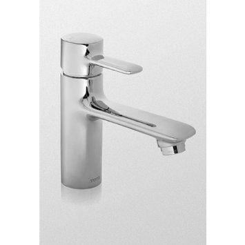 Toto Tl416sd Pn Aquia Single Handle Lavatory Faucet Polished Nickel Amazon Bathroom Faucets Single Handle Bathroom Faucet Contemporary Bathroom Sink Faucets