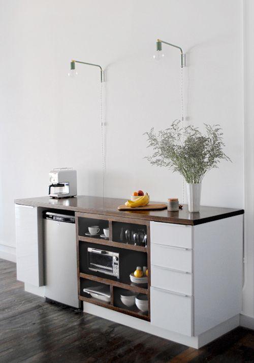 An Amazing DIY Ikea Upgrade from Christine Wisnieski on Design - udden küche ikea