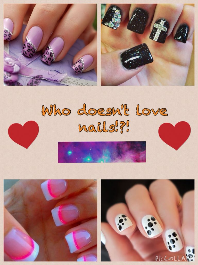 Pin if you like nails! If you don't, PIN IT ANYWAY!!! :) :)