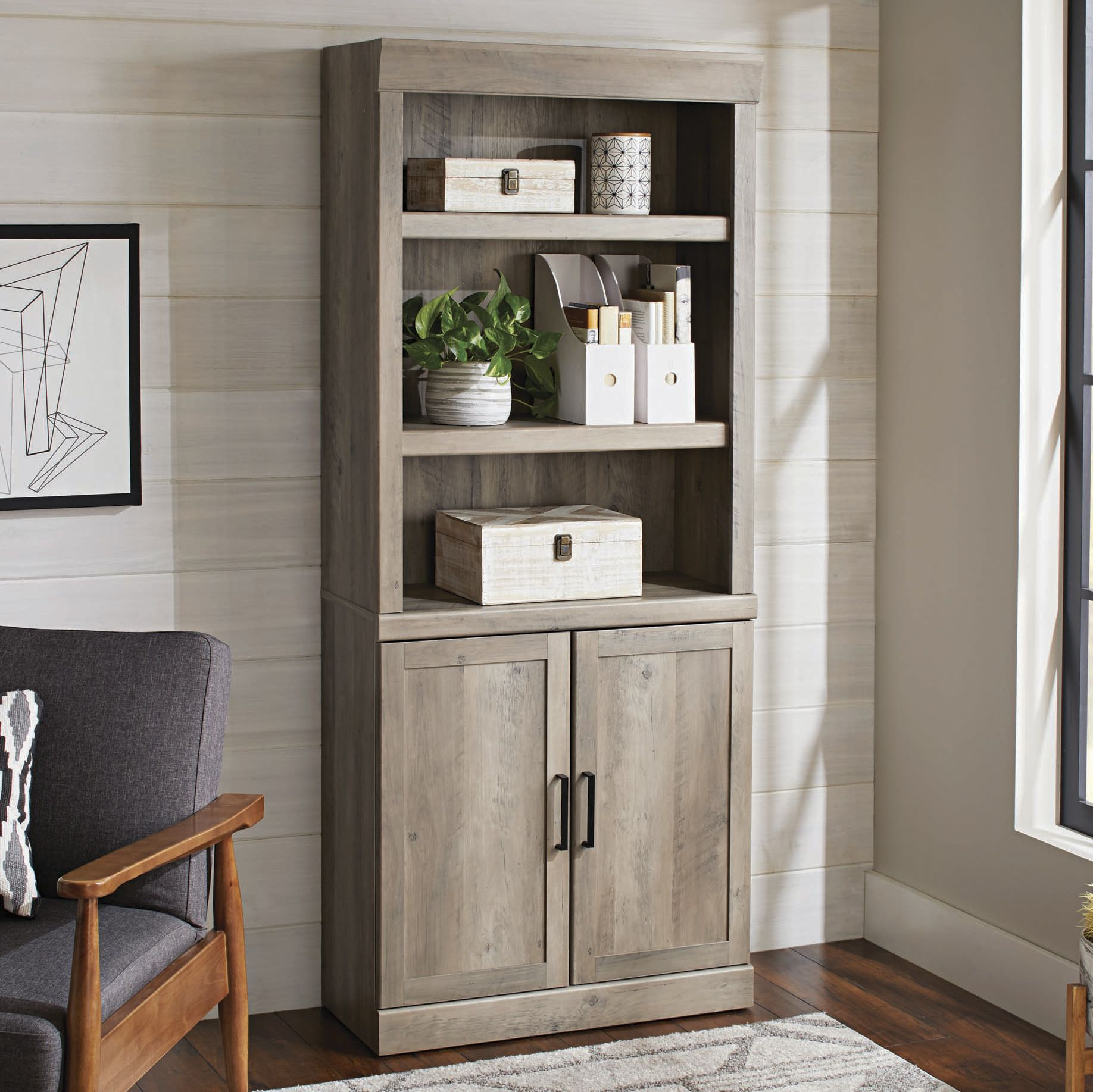 e224a92319f6307d990d6640b5aadf1f - Better Homes And Gardens Shutter Bookcase