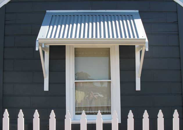 Timber Awnings Perth, Traditional Awnings, Federation ...