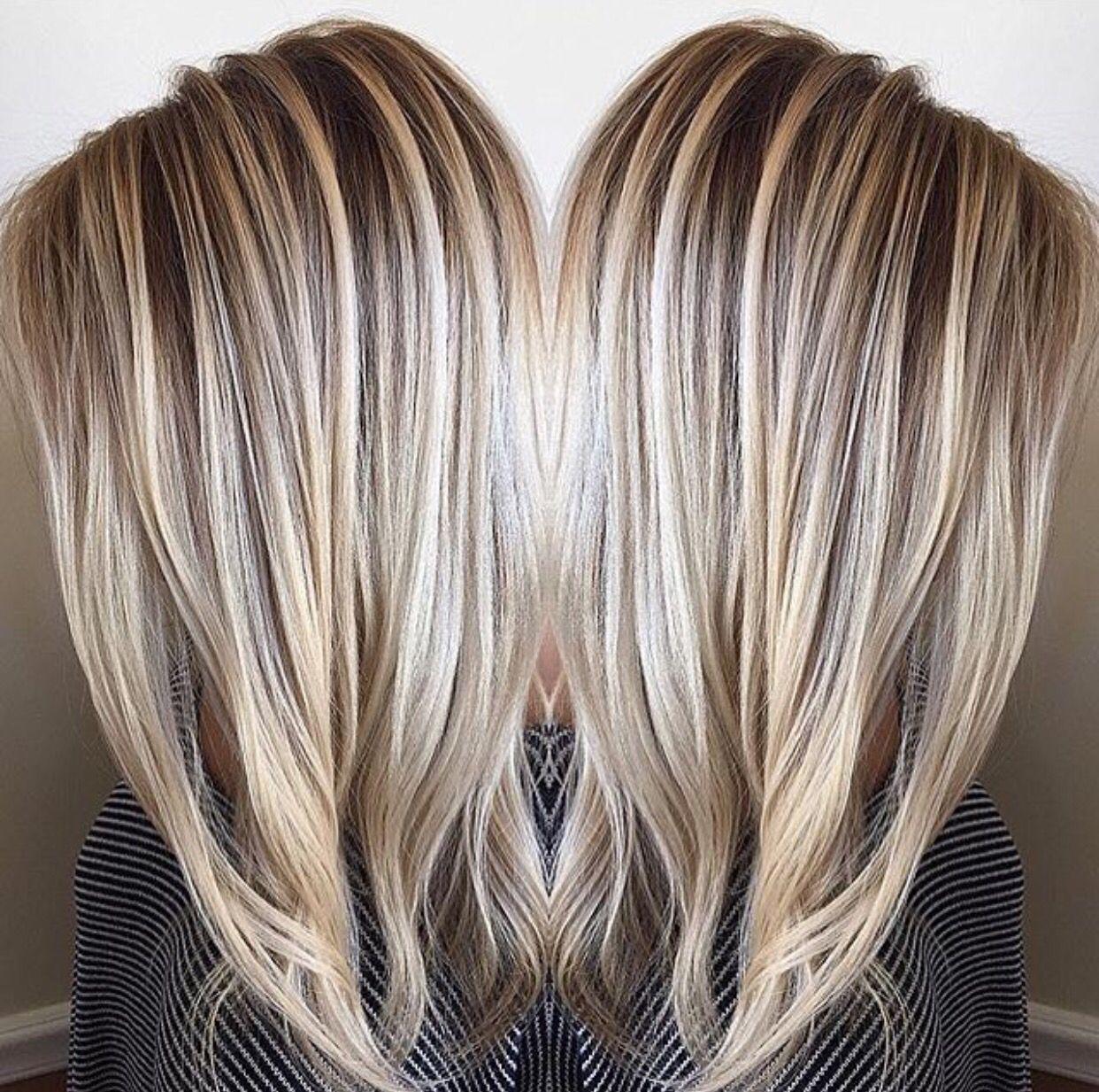 Love This Hair Color Hair Pinterest Hair Coloring Hair Style