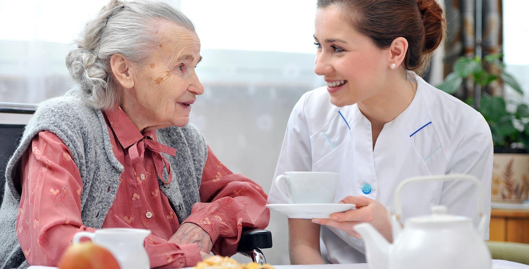Caregivers Culver City - Senior Home Health Caregiver Agency 24 Hour Live  In Care