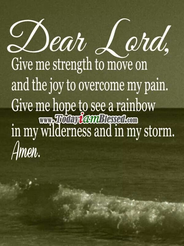 Dear Lord Bible God Quotes Quotes About Strength