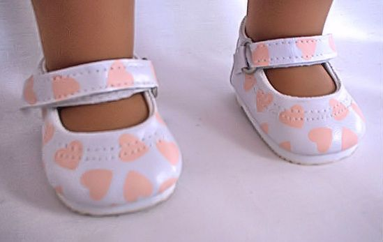 """Debs LT BLUE Simple Strap Zipper Sandals Doll Shoes For 18/"""" American Girl"""