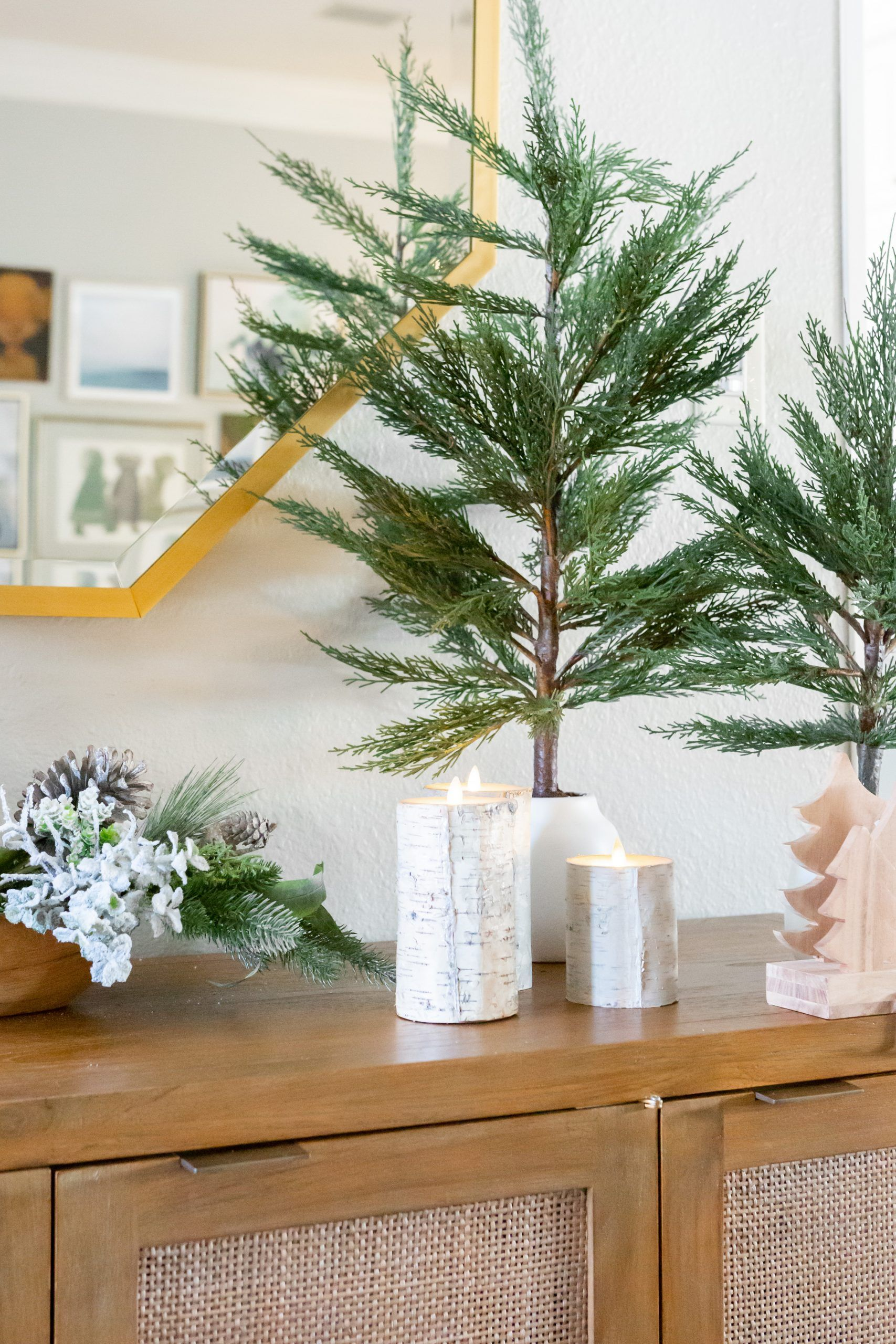 Photo of Christmas at Home | Our New Family Room | hi Sugarplum!