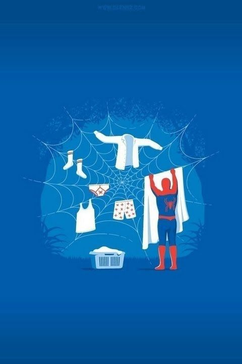 clothes spiderman