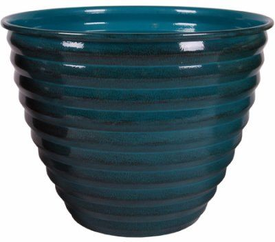 Robert Allen Home Garden MPT01613 Avondale Classic Planter 10 Mountain  Waves ** You Can Get Additional Details At The Image Link.