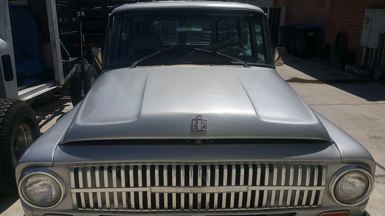 1966 International Harvester Travelall for sale near Las Vegas ...