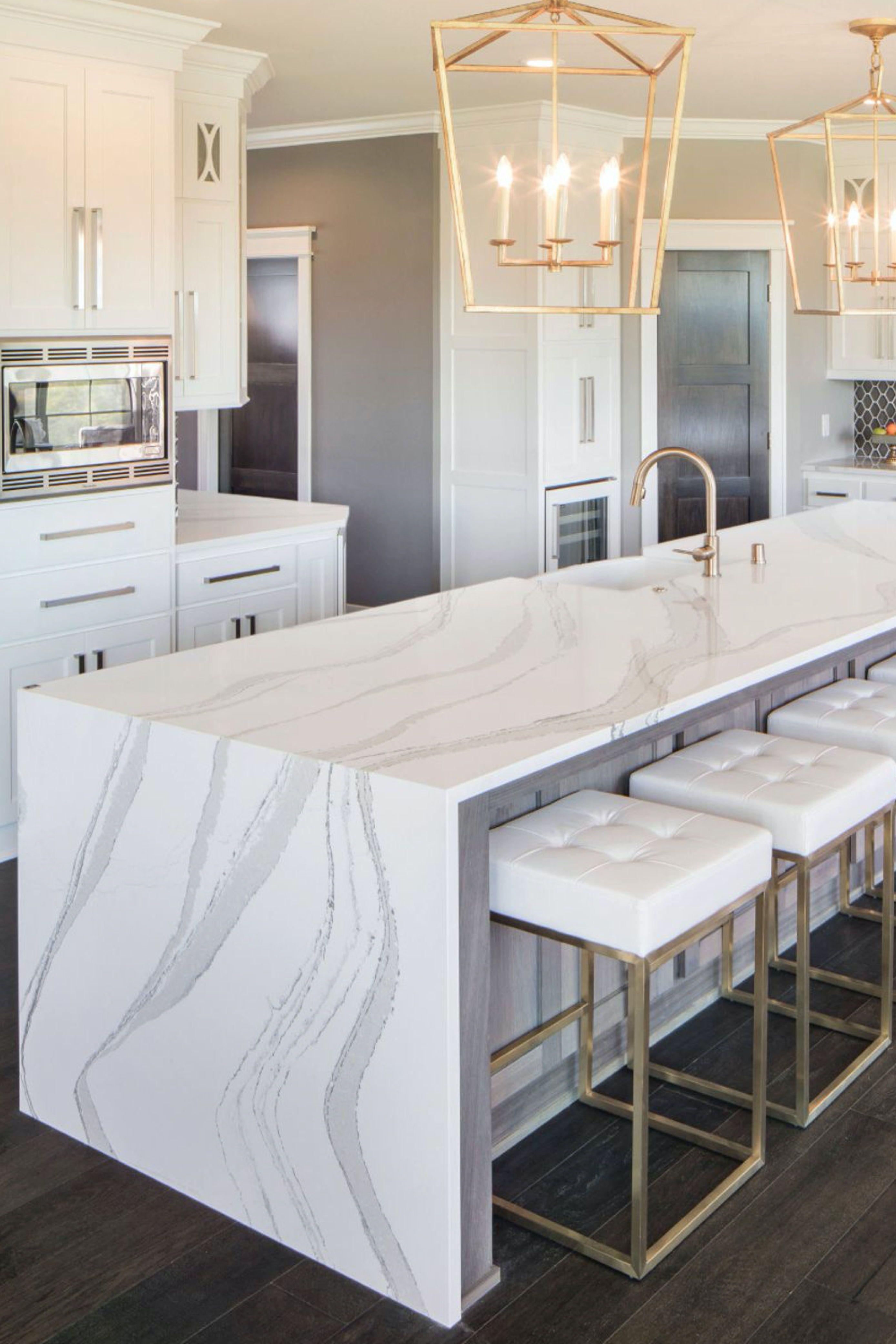 Brittanicca Cambria Quartz Countertops Luxury Kitchen Design Dream Kitchens Design Modern Kitchen Design