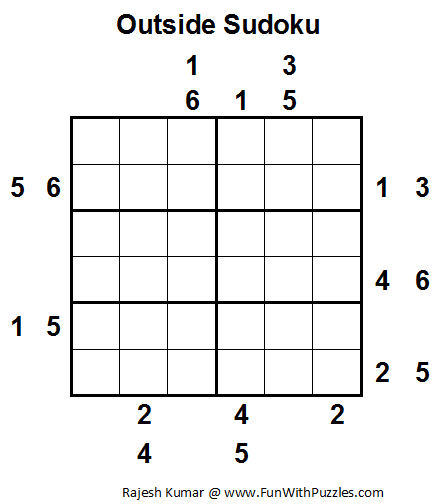 It is a photo of Hidato Printable for mathematical