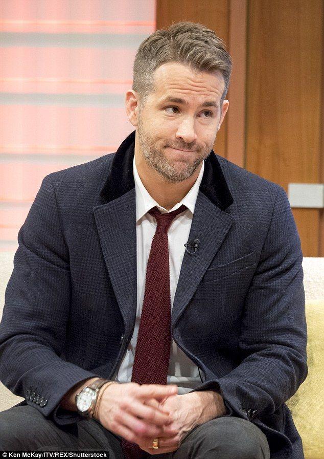 Ryan Reynolds talks about daughter James' unusual moniker