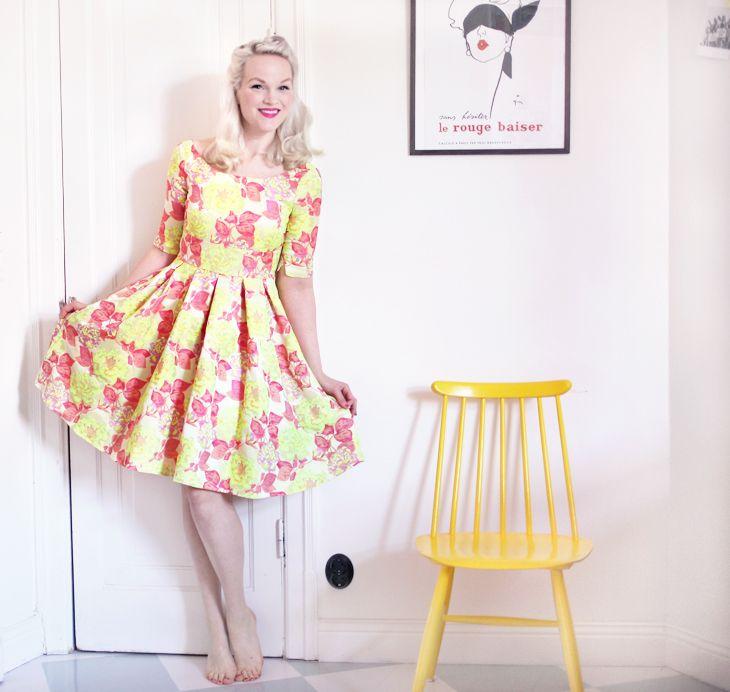 maria westerlind klänning