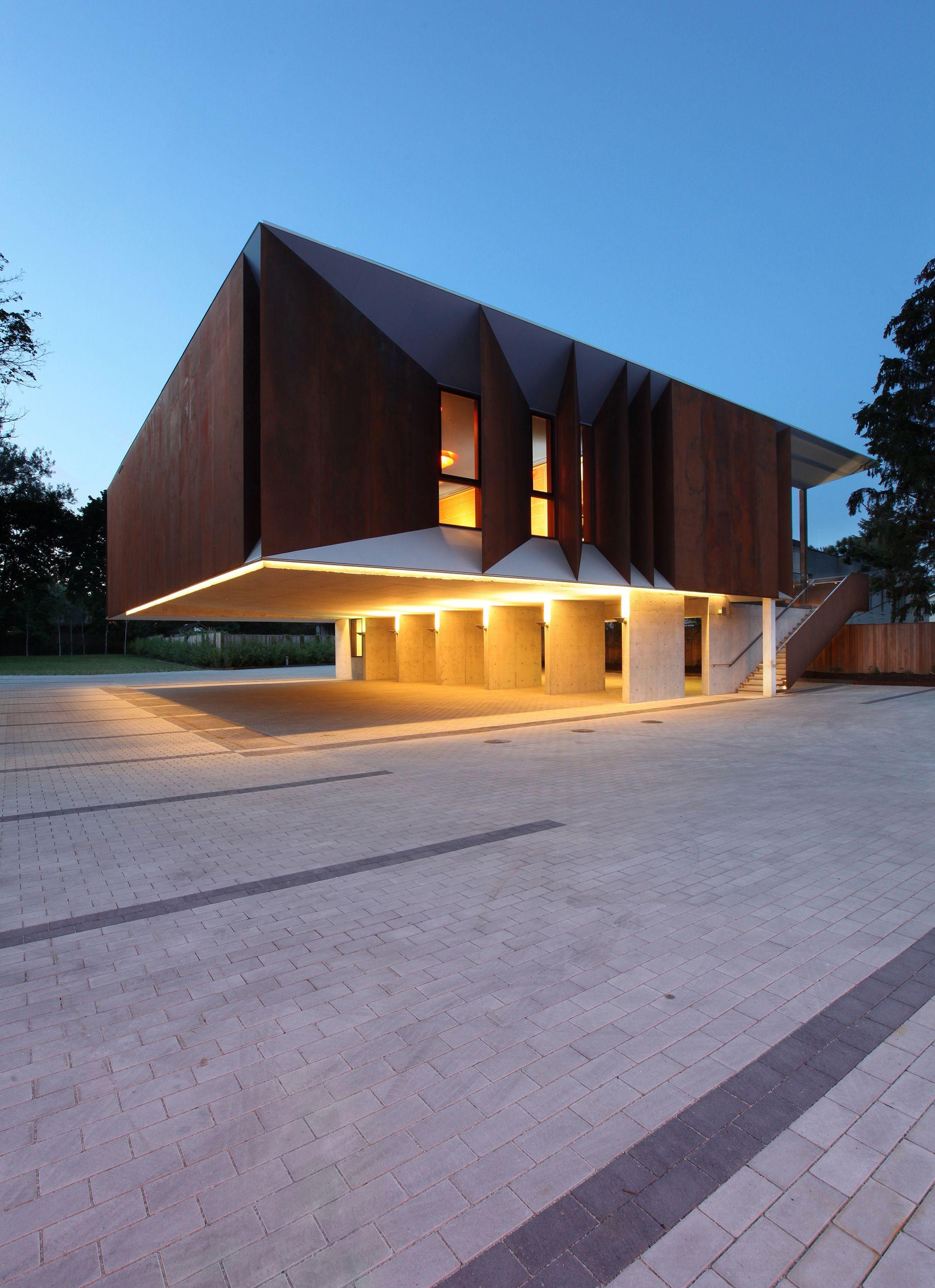 Wong-Dai-Sin-Tempel von Shim Sutcliffe Architects | Architektur ...