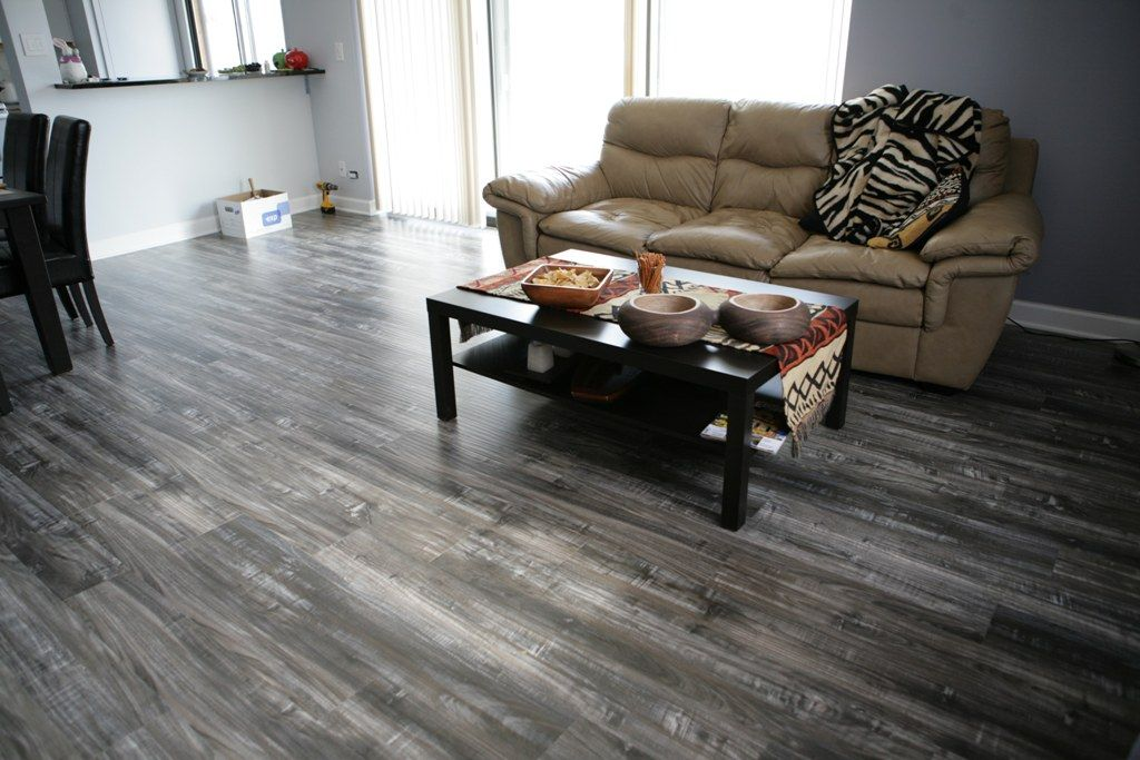 Interior Stunning Grey And Brown Laminate Flooring Also