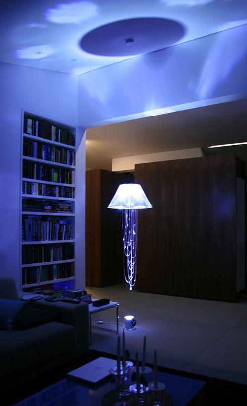 Une Lampe Design Effet Hologramme Lampe Design Decoration Maison Design