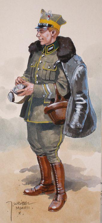 286 Best Polish uniforms 1917 1921 images | Russian