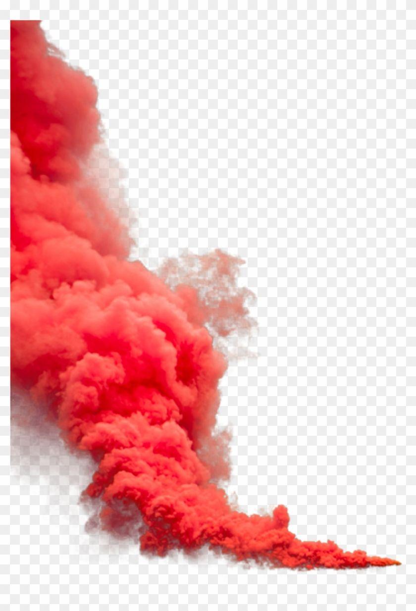 Enjoy Hd High Quality Red Sticker Picsart Smoke Bomb Png