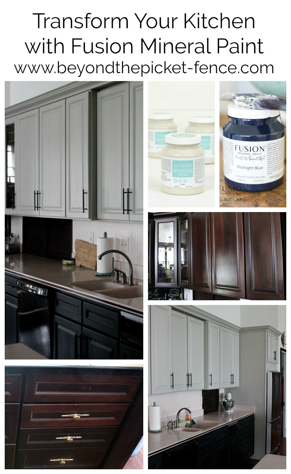 Fusion Mineral Paint Giveaway Painted Cupboards Mineral Paint