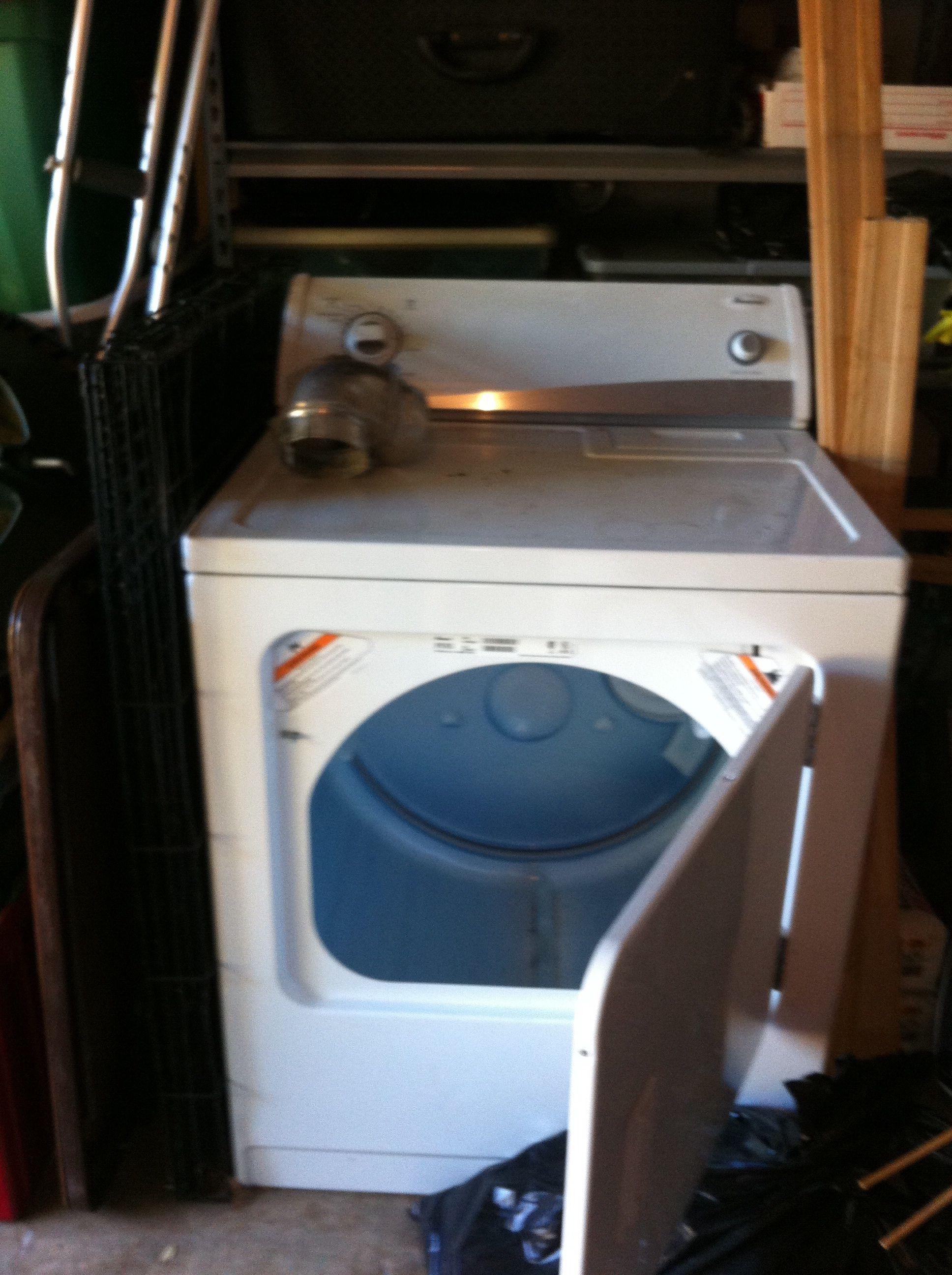 Amana Dryer In Ezpikins Garage Sale Plano Tx Garage Sales