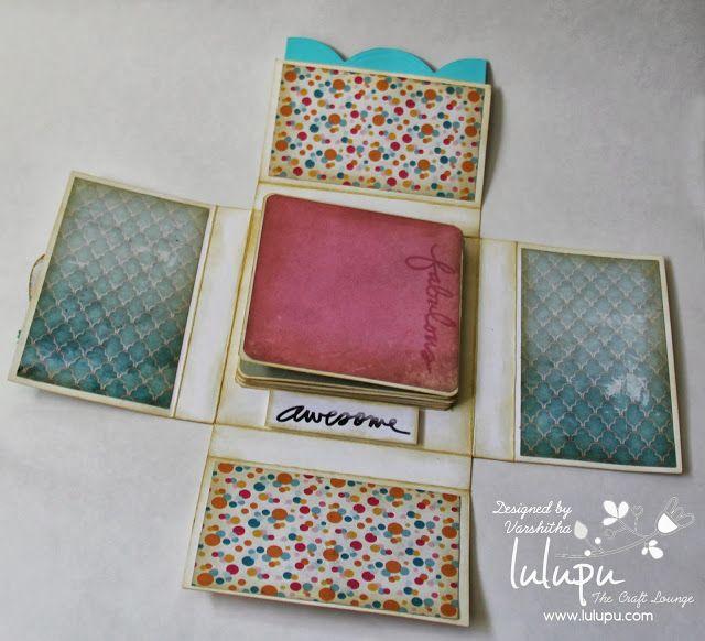 Lulupu - The Craft Lounge: Memory Box Card Tutorial                                                                                                                                                                                 More