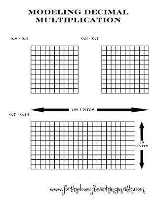 math worksheet : 1000 images about multiply decimals on pinterest  multiplying  : Multiplication Models Worksheets