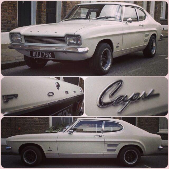 Ford Capri Mk1 1300 L 1971 Met Afbeeldingen Auto S Motoren