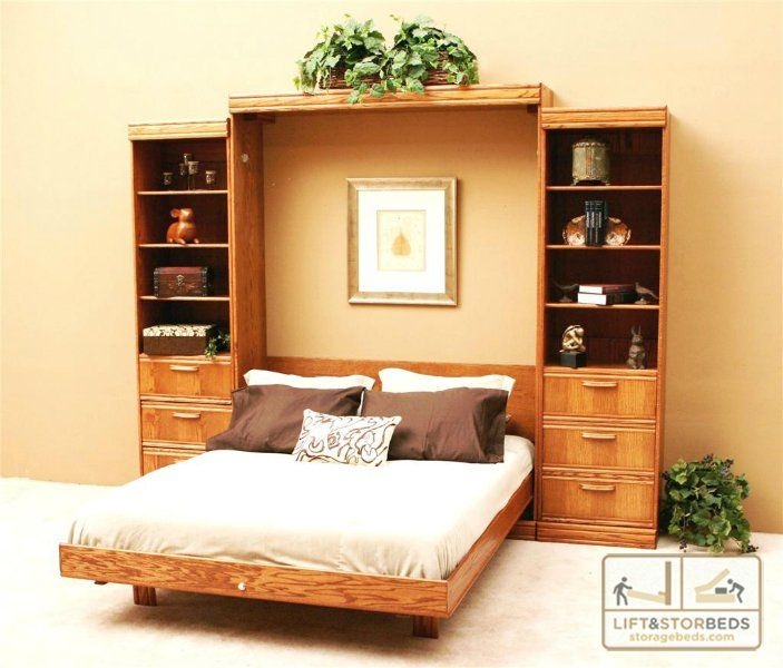 Do It Yourself DIY Bed Kits   Wall beds, Diy murphy bed kit and ...
