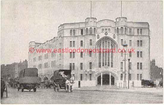 Empire Memorial Hostel, Limehouse British Sailor Society