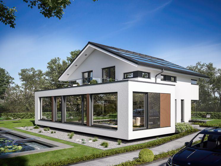 Modernes Haus . Wählen Sie Aus Der Großen Übersicht Ihr Traumhaus! Finden  Sie Alle Informationen Zum Typ Modernes Haus | Absolutes Traumhaus |  Pinterest ...