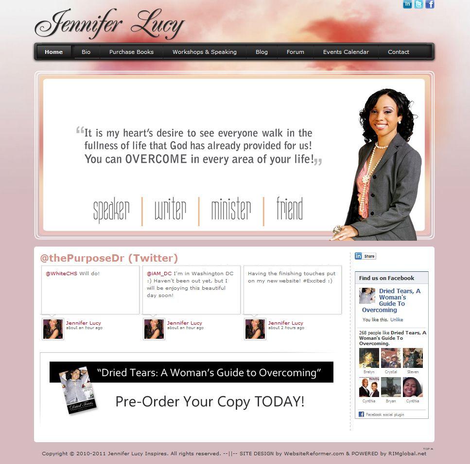Ebony Pages Author Websites Jpg