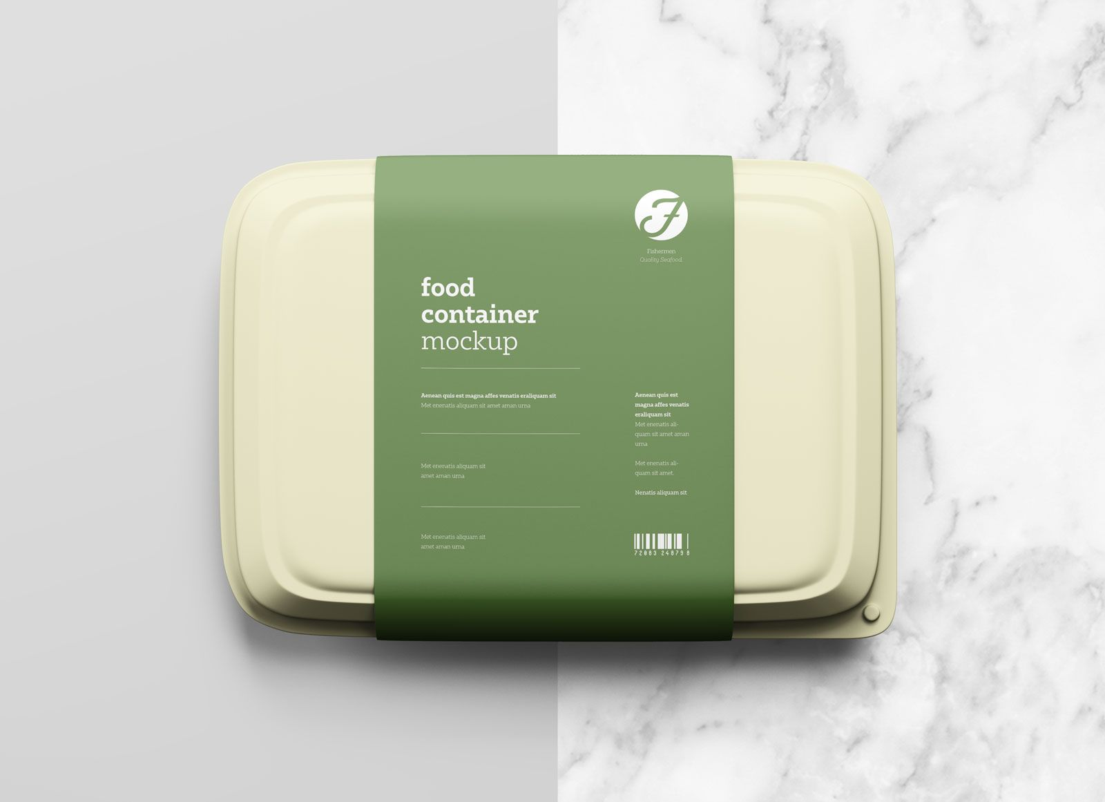 Download Another Quality Mock From Graphicpear A Free Plastic Food Box Packaging Mockup That Can Be A Pe Food Box Packaging Food Packaging Design Plastic Box Packaging
