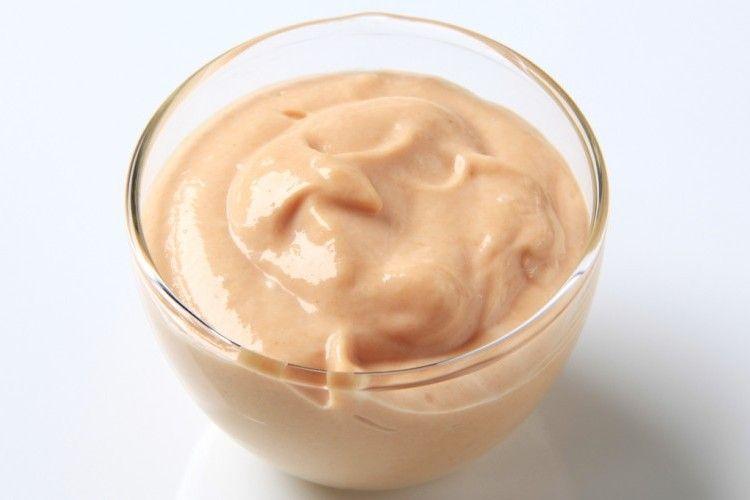 صلصة ثاوزند ايلاند المنزلية مطبخ سيدتي Recipe Dipping Sauce Vegan Condiments Thousand Island Dressing