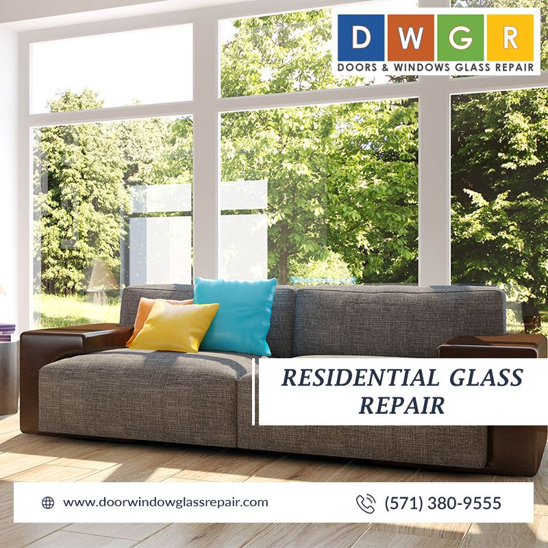 Residential Glass Repair #glassrepair