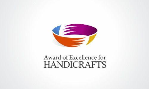 Award of Excellence for Handicraft | logo design | Pinterest ...