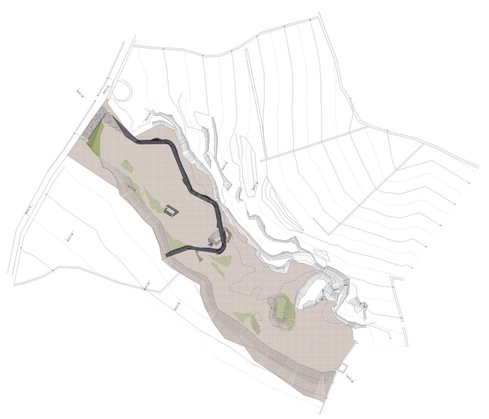 Pedreira Do Campo Urban Planning  / M – Arquitectos