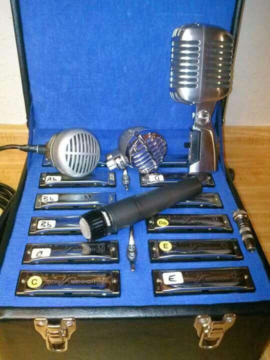 Harmonica Case Mike Fresquez Built Harmonica Cases In