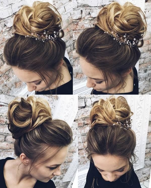 51 Romantic Wedding Hairstyles: Wedding Hairstyles For Long Hair From Tonyastylist / Http