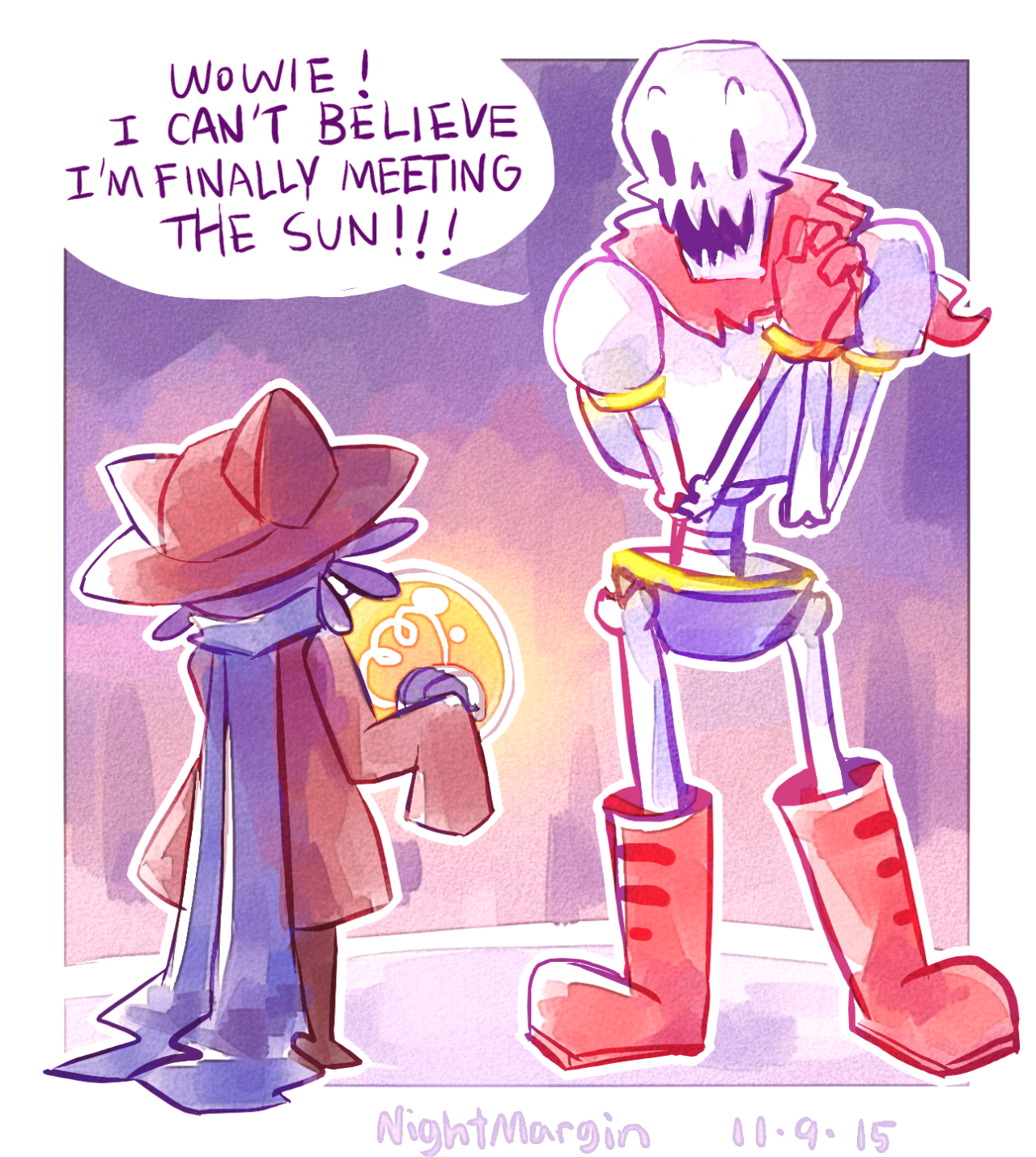 It's Your Berry Thief Boys, Back Again!