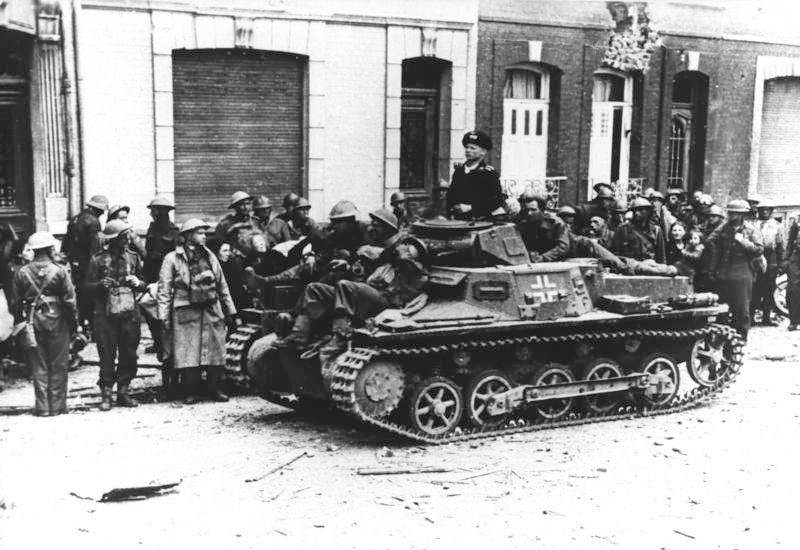 Image result for ww2 german panzer 1 tank