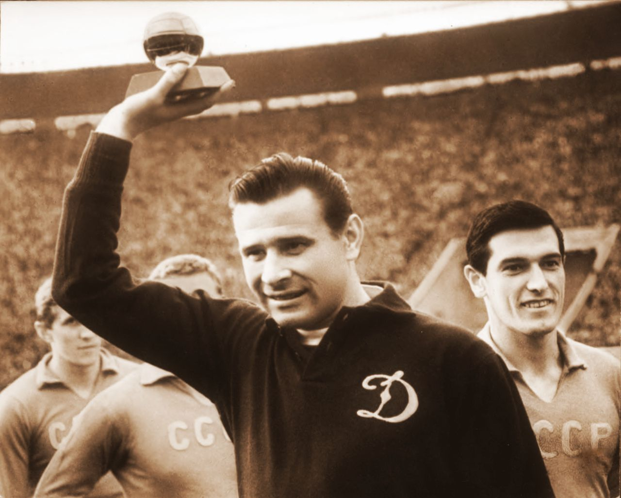 Lev Yashin Football forever Pinterest
