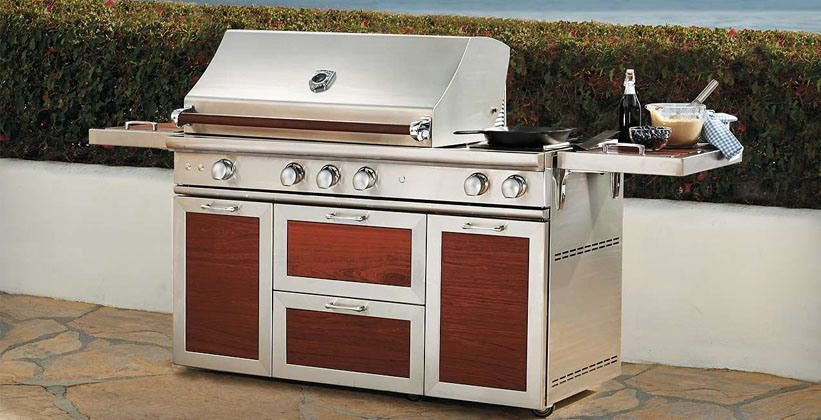 Cross Flame Pro Series Grill Outdoor Kitchen Grill Grilling Frontgate