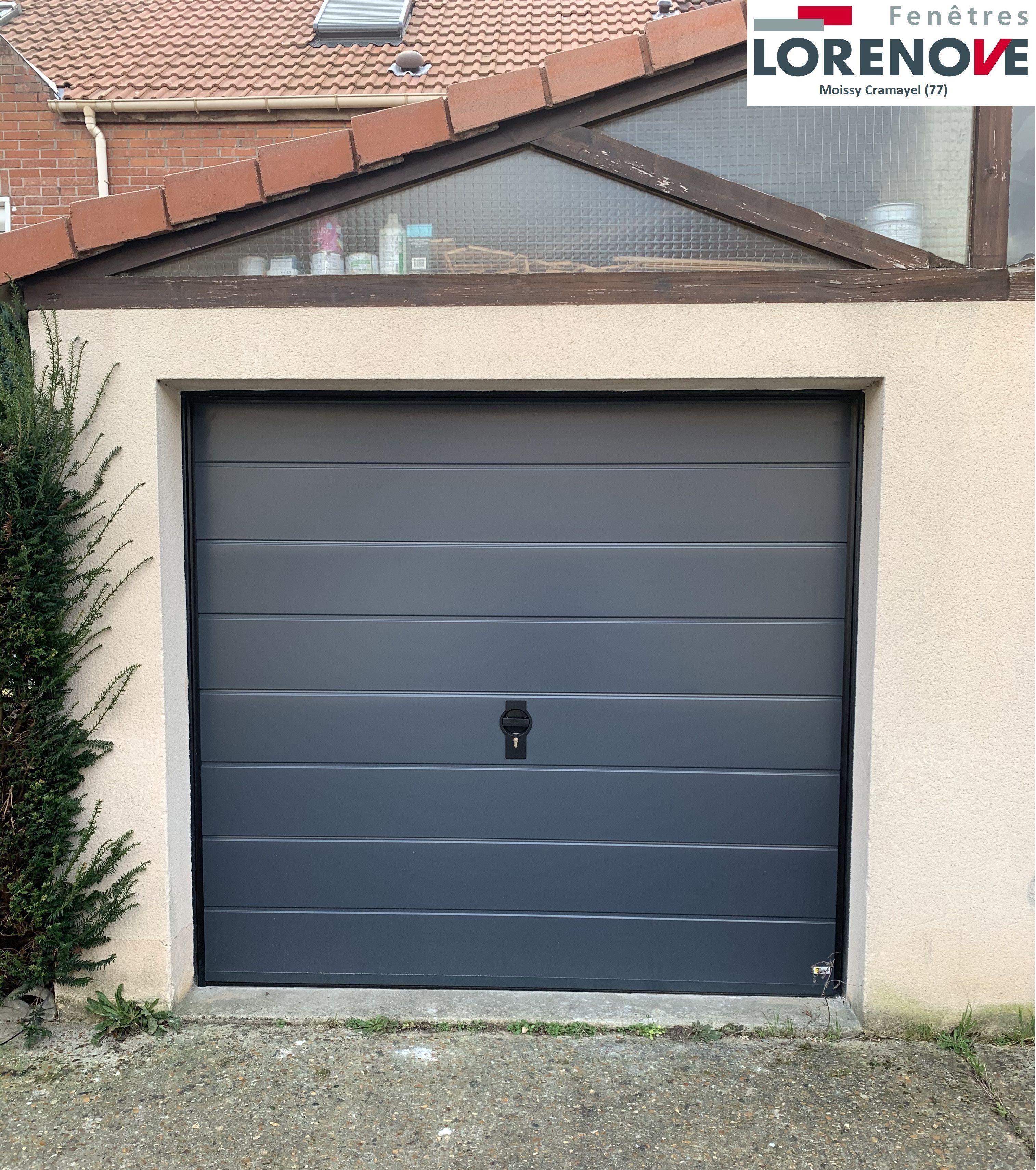 Realisation Un Nouveau Visage Pour Ce Garage Sur La Commune