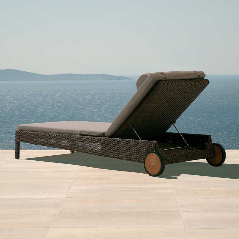 Barlow Tyrie | Exterior Furniture - Chaises | Pinterest
