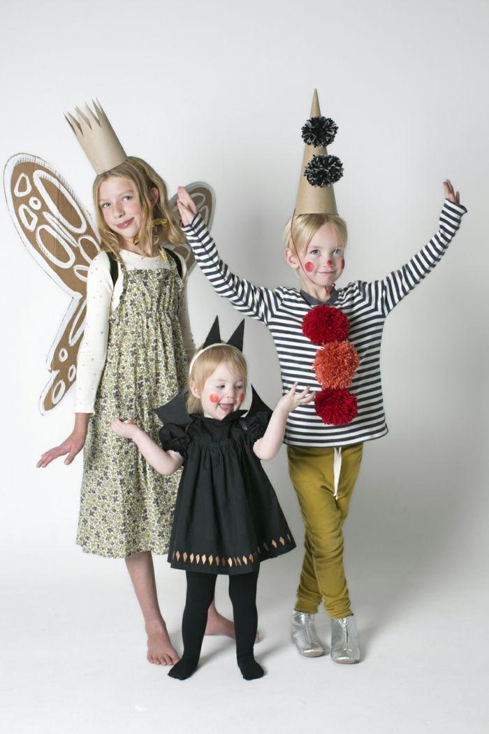 1001 + Ideen für Halloween Kostüm für Kind selber machen