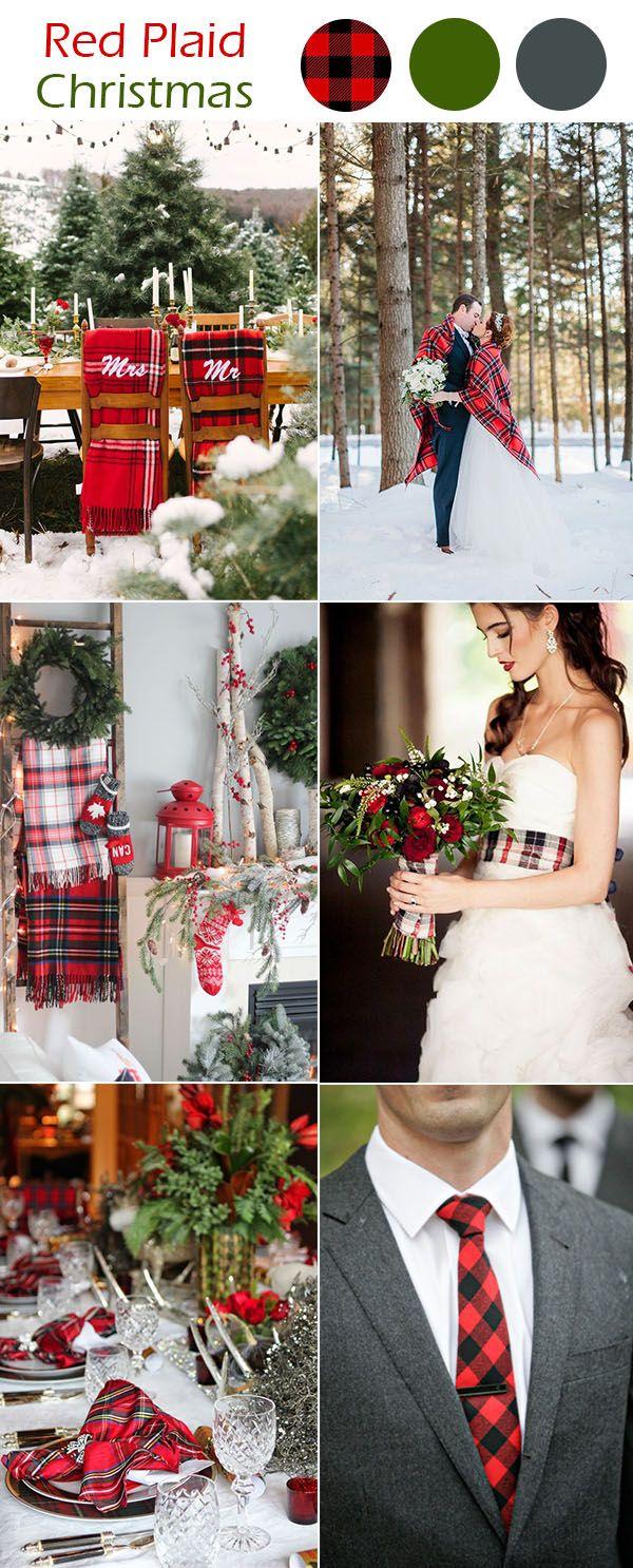 Christmas Wedding Colors.Pin On Wedding Colors